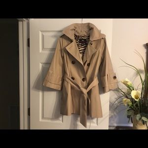 M60/Miss Sixty Trench Jacket